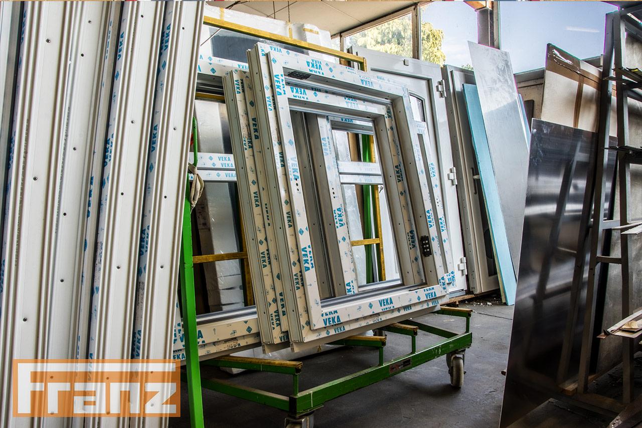Firma Franz - Fensterbau
