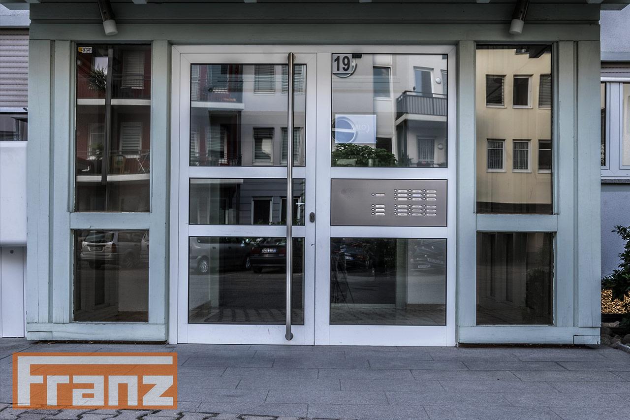 Firma Franz - Haustüren