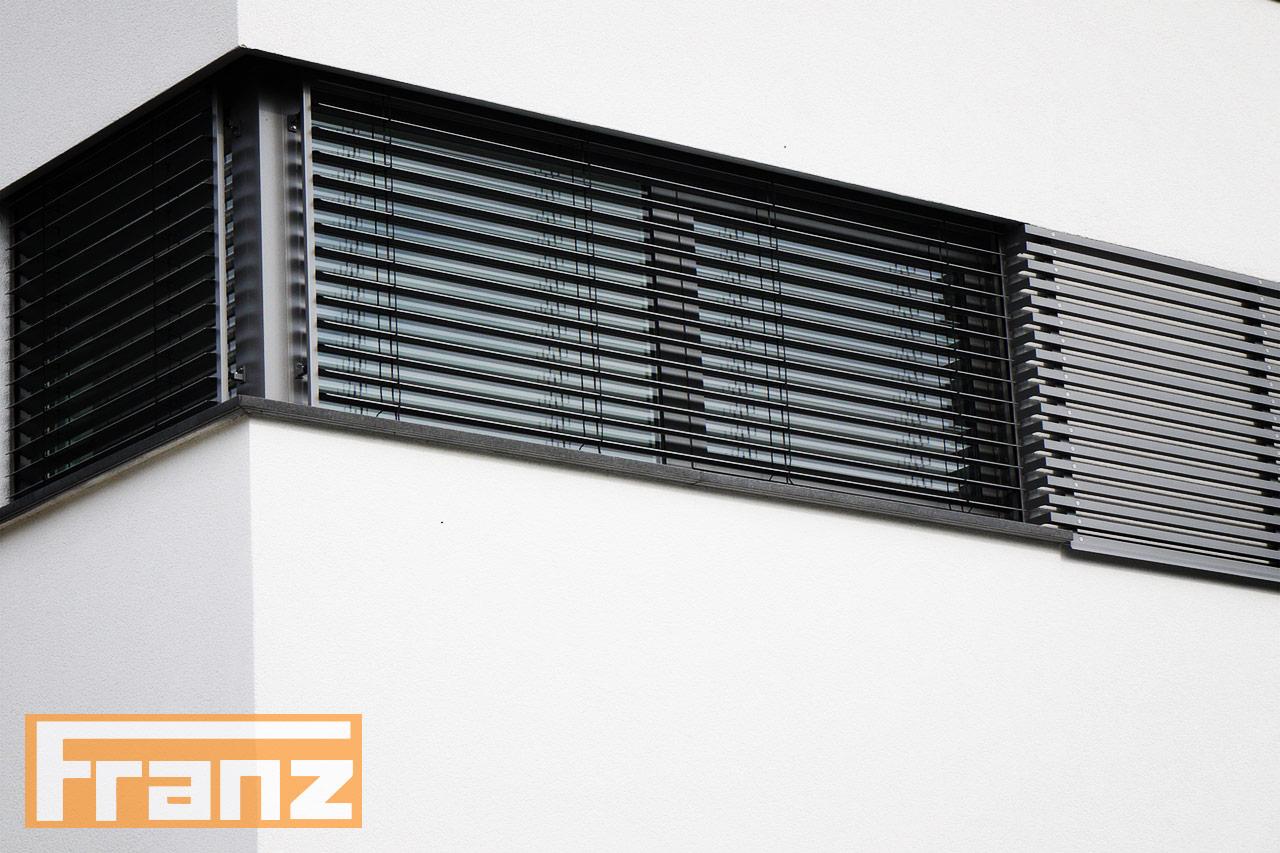Firma Franz - Sonnenschutz